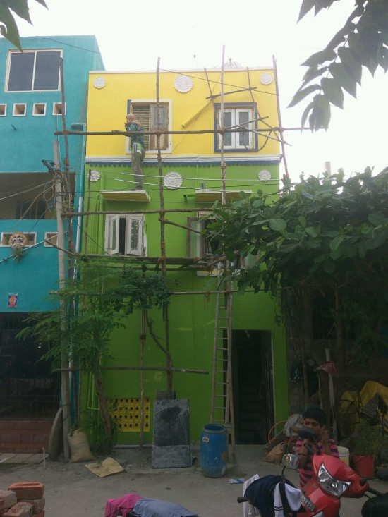 Old building renovation,alteration work contractors in chennai