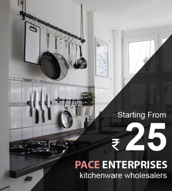 Buy Kitchenware Products with Wholesaler Rate in Mumbai Location