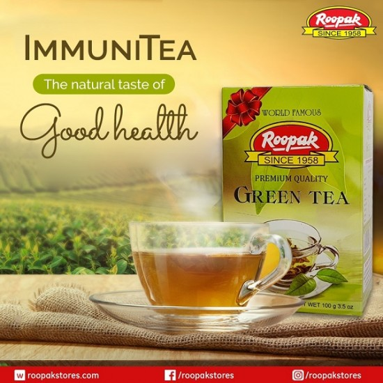 Highly  Recognized Green Tea Online Brand in India
