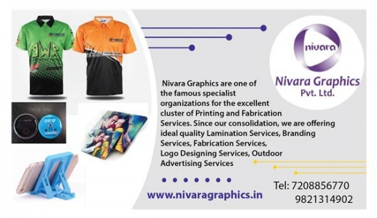 Printing and Fabrication Services in mumbai