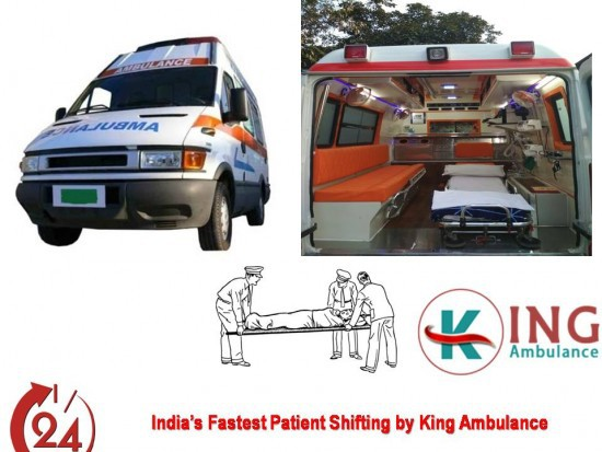 Avail On of the Advanced Road Ambulance Service in Darbhanga