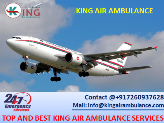 Air Ambulance Service in Siliguri with MD Doctor