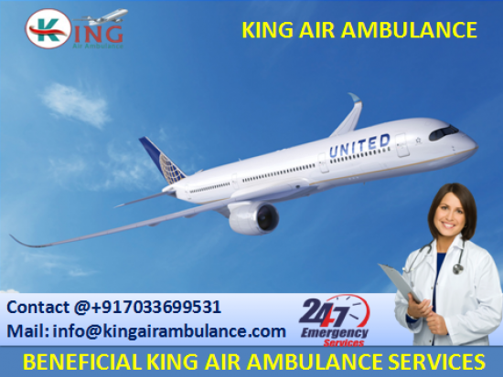 Air Ambulance Service in Bhopal with Doctor